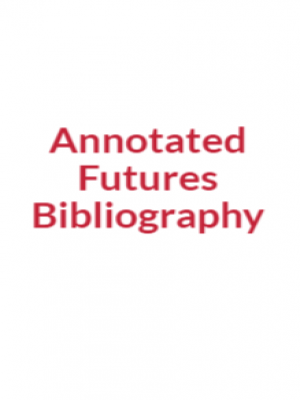 Annotated Futures Bibliography