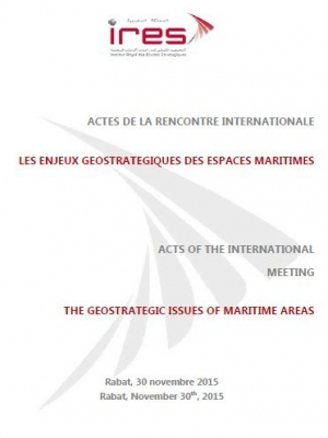 The geostrategic issues of maritime areas
