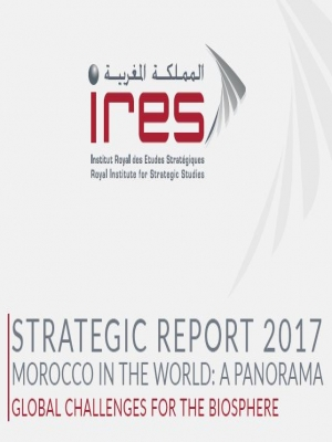 Strategic report 2017 : Morocco in the world a panorama : global challenges for the biosphere