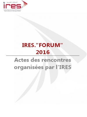 Acts of the seminars and study days of the IRES.FORUM activity in 2016