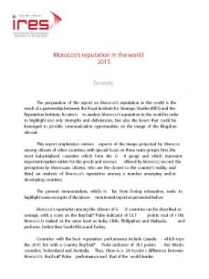Morocco's reputation in the world