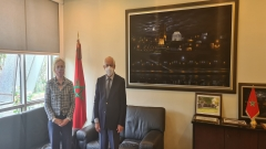 Working visit of the FAO Representative in Morocco