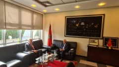 Visit of the Ambassador of the Federal Republic of Germany to Morocco