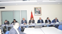 Presentation of the preliminary findings of the study on Morocco's the international reputation (July 2,2015)