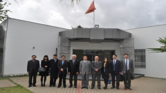 Visit of High Level Chinese delegation to IRES