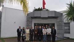 Visit of delegation of Oman to IRES