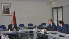 Working meeting with a delegation from the Center for European Policy Studies