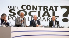 IRES participation in the CGEM conference on the social contract