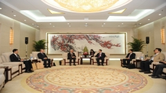 IRES delegation visit China (March 3,2012)